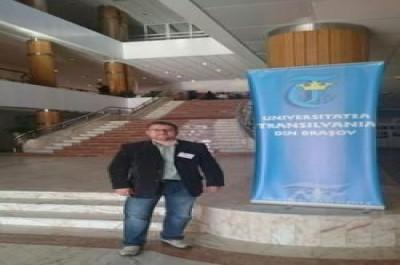 Investigador del Centro participa en Conferencia Internacional en Rumania