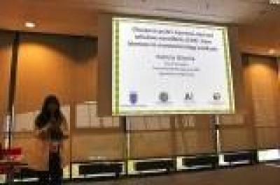 """Estudiante de Postgrado Participó en Conferencia Internacional """"4th EPNOE Internactional Polysaccharide Conference"""" en Polonia."""